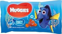 Влажные салфетки Huggies Дори 56 шт