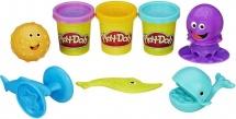 """Набор пластилина """"Подводный мир"""" Play-Doh"""