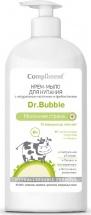 Крем-мыло Dr. Bubble с натуральным молочком и пребиотиками 400 мл