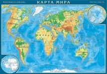 Карта-пазл. Мир