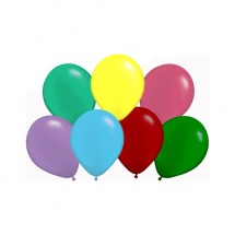 """Воздушные шары """"Пастель"""" 1 шт, Flexo Universal"""