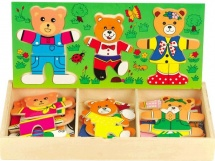 "Вкладыши МДИ ""Три медведя"""