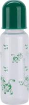 Бутылочка Курносики 250 мл, зеленый