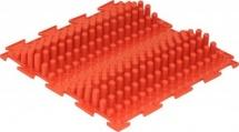"""Массажный коврик Орто """"Волна"""" жесткий 25x25 см, оранжевый"""