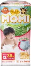 Трусики Momi XL (12-20 кг) 38 шт