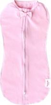 Пеленка-матрешка Пампусики на молнии 52 см, розовый