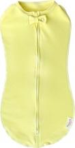 Пеленка-матрешка Пампусики на молнии 62 см, желтый