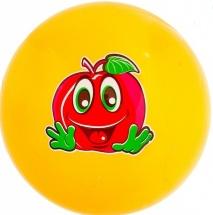 """Мяч детский """"Яблочко"""" 16см"""