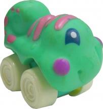 """Машинка """"Хамелеон"""" зеленая"""