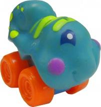 """Машинка """"Хамелеон"""" синяя"""
