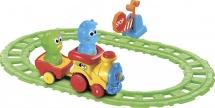 Железная дорога Голубая стрела Как говорят животные