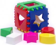 Куб логический малый