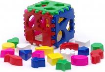 Куб логический большой