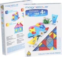 Магнитная мини-мозаика Magneticus Бабочка 6 цветов