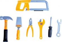 Набор инструментов Полесье №14 7 элементов