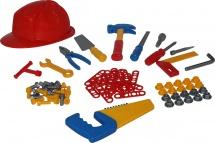 Набор инструментов Полесье №8 74 элемента