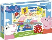 """Настольная игра Origami """"Peppa Pig. День подарков"""""""