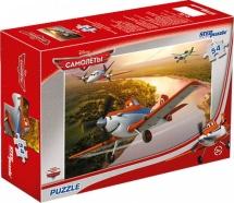 """Пазл Steppuzzle """"Disney. Самолеты"""" 54 элемента"""
