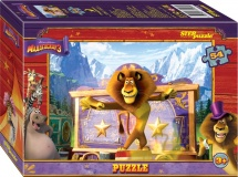 Пазлы Steppuzzle Мадагаскар 54 элемента