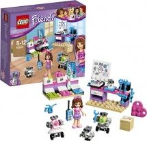 Lego Friends Творческая лаборатория Оливии 41307