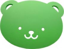 """Сиденье Юрим """"Медвежонок"""" зеленый"""