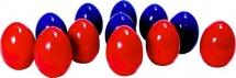 """Счётный материал """"Яйца"""" красный/синий 12 шт."""