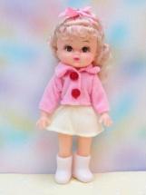 """Кукла """"Настенька"""" в пиджаке и юбке 20 см"""
