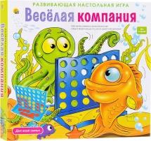 """Настольная игра Рыжий кот """"Веселая компания"""""""