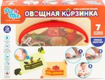 """Настольная игра Pic'nMix """"Овощная корзинка"""""""