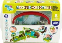 """Настольная игра Pic'nMix """"Лесные животные"""""""