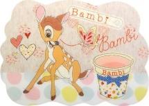 """Настольное покрытие для лепки Disney """"Bambie"""" 15х21 см"""