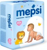 Трусики Mepsi M (6-11 кг) 58 шт