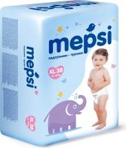 Трусики Mepsi XL (12-22 кг) 38 шт
