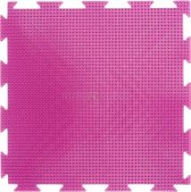 """Массажный коврик Орто """"Трава"""" мягкий 25x25 см, розовый"""