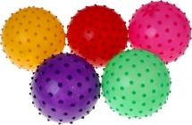 Мячик массажный 14 см матовый