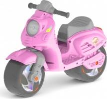 Скутер Орион розовый