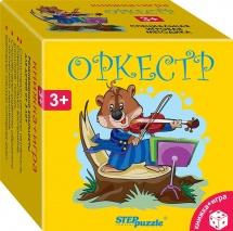 """Игра развивающая StepPuzzle """"Оркестр"""""""