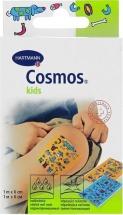 "Пластырь Hartman ""Cosmos kids"" с рисунком 6 х 10 см 10 шт"