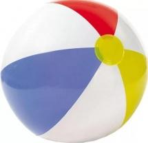 Мяч Intex разноцветный 51 см