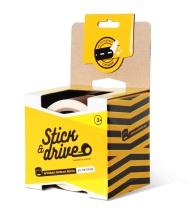 """Наклейка Stick&Drive """"Дорожки"""" в рулоне"""