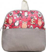 Рюкзак детский Кошки 24 х 30 см