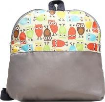Рюкзак детский Совушки 24 х 30 см