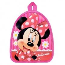 "Рюкзак детский Disney ""Милашка. Минни Маус"" 21 х 25 см"
