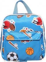 Рюкзак детский Мячи 22 х 23 см