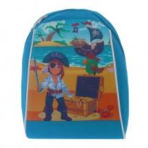 "Рюкзак детский Rinax ""Пираты"" на молнии"