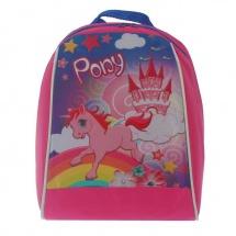 "Рюкзак детский Rinax ""Пони"" на молнии"