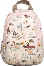 Рюкзак детский Rise Бабочки на молнии