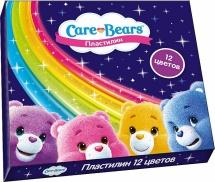 "Пластилин Росмэн ""Сare Bears"" 12 цветов"
