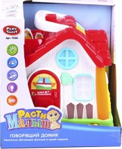 Домик Play Smart Расти Малыш 7530