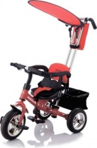 Велосипед Jetem Lexus Trike Next Generation, красный